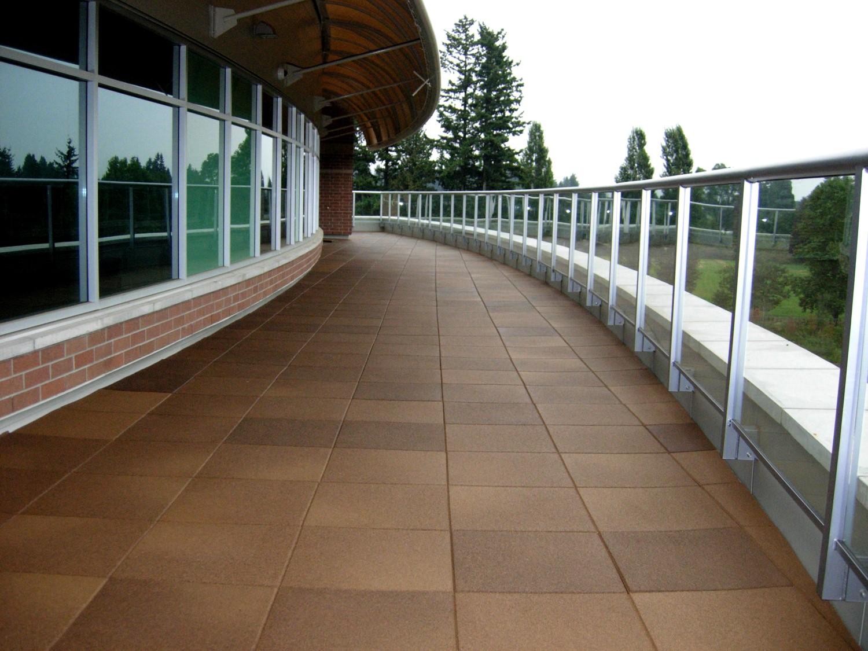 Exterior Rubber Flooring Abbotsford Hospital Hawthorne2