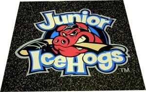 Icehogs Coustom Logo