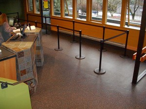 Grouse Mountain_Lobby